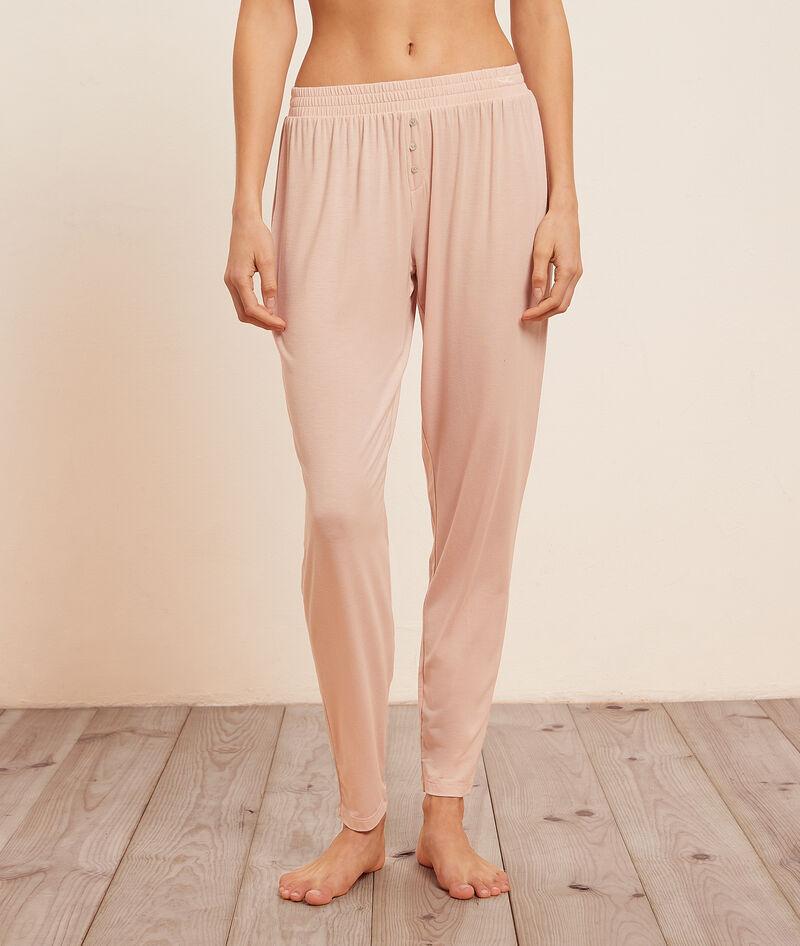 ES - Pantalon de pyjama uni