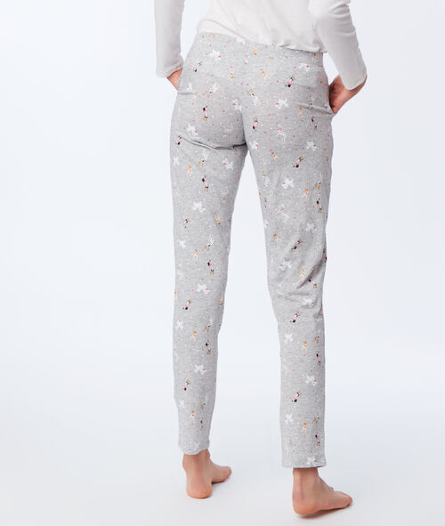 Pijama 3 piezas inspiración navideña