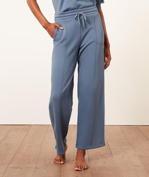 Pantalon de pyjama large;${refinementColor}