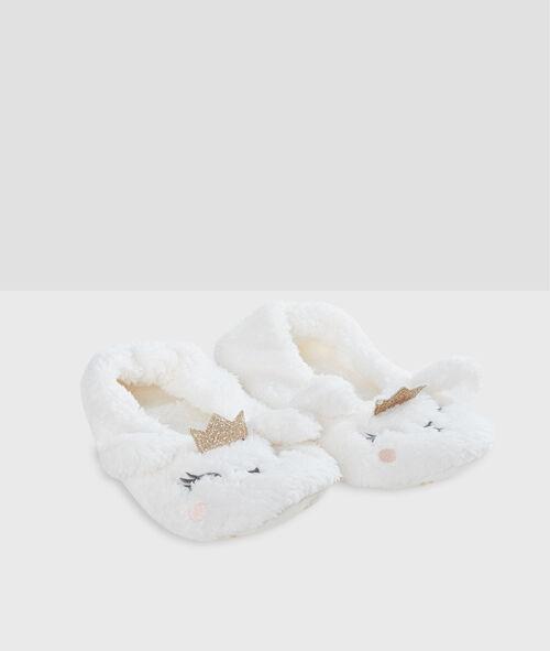 Zapatillas corderito