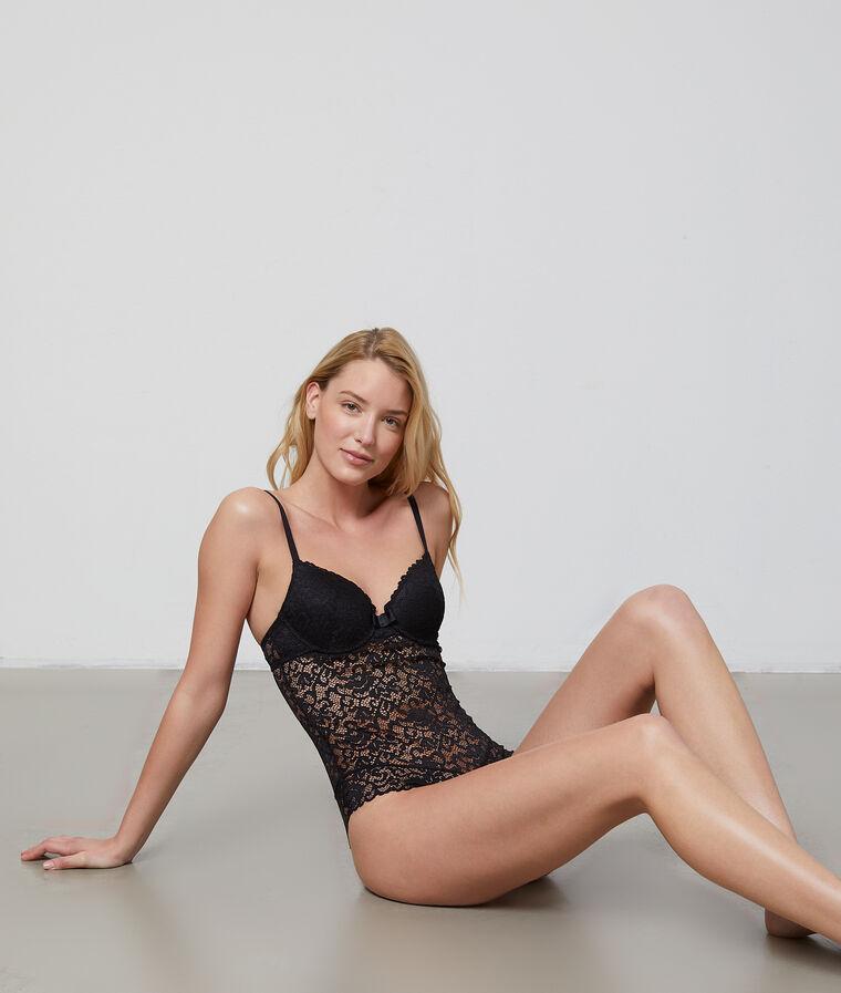 Bodies lenceros mujer - Bodies sexy - Ropa interior femenina - Etam 0618dd4af7b2