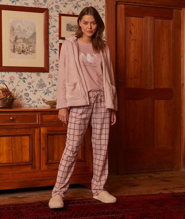 """Pyjama 3 pièces """"Como se llama"""""""