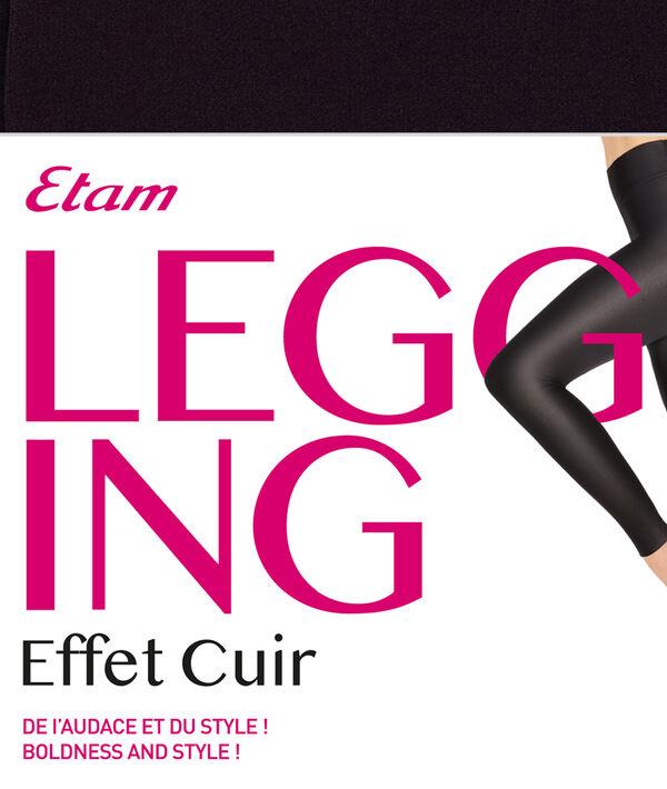 Leggings efecto piel;${refinementColor}