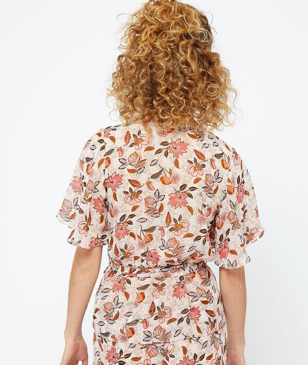Top corto estampado floral;${refinementColor}