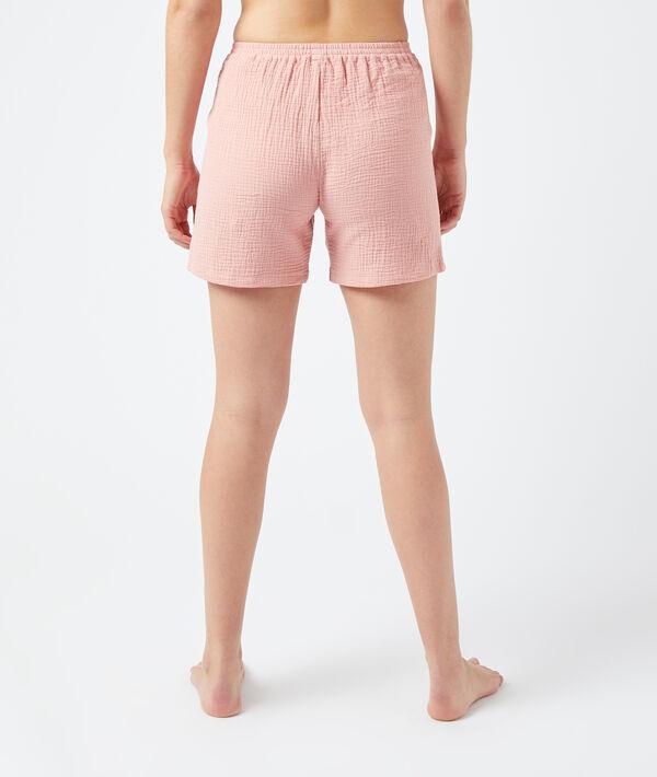 Pantalón corto algodón;${refinementColor}