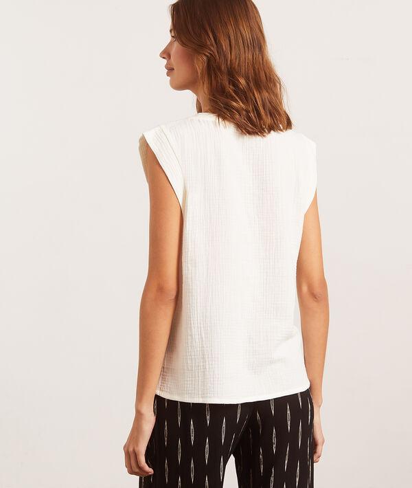 Camiseta suave relieve;${refinementColor}