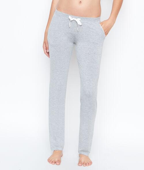Pantalón estampado tipo jogging