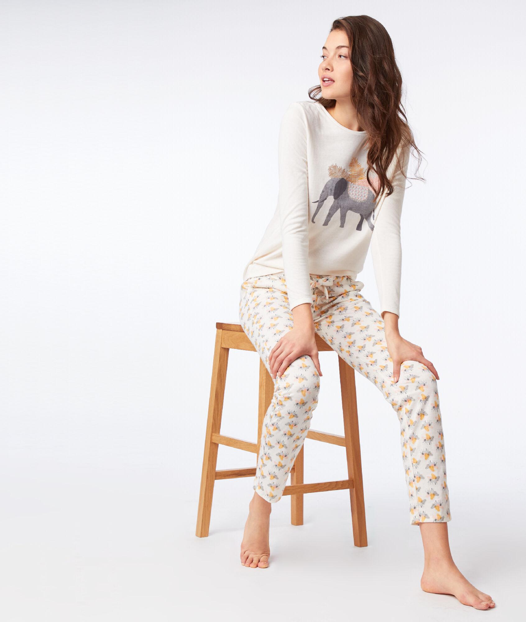 Pantalones Mujer De PijamaCortosLargos Etam Pijamas hCBsQrtdx