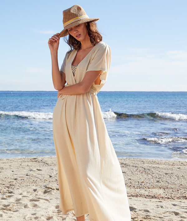Sombrero de playa;${refinementColor}