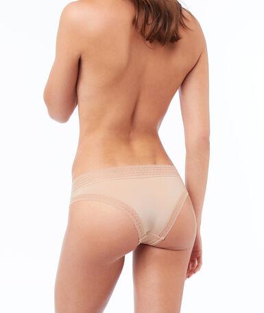 Braguita brasileña dos texturas c.nude.