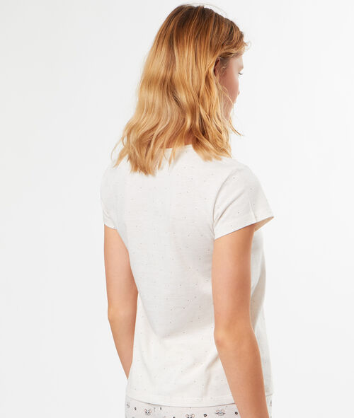 Camiseta manga corta ratón