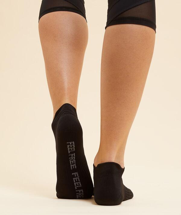 2 pares de calcetines deportivos 'feel free';${refinementColor}
