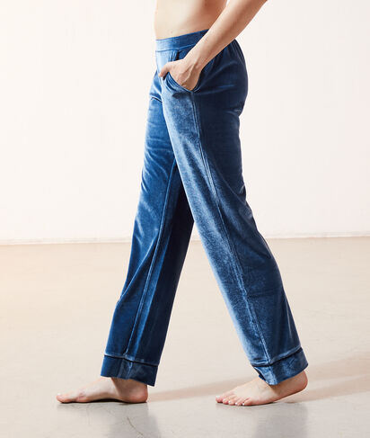 Pantalon en velours;${refinementColor}