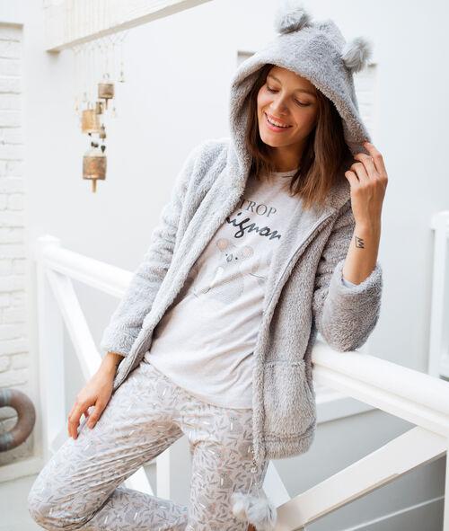 Pijama 3 piezas koala