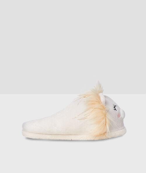 Zapatillas león