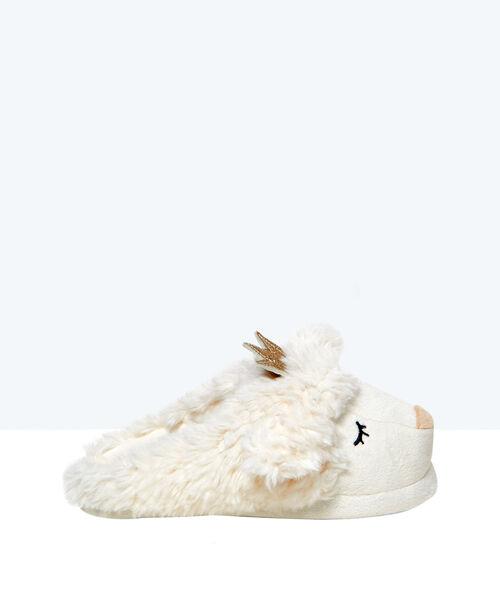 Zapatillas oveja de fantasía