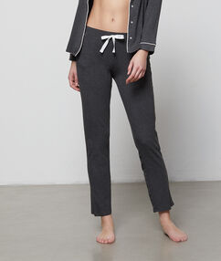 Pantalón tipo jogging c.gris.