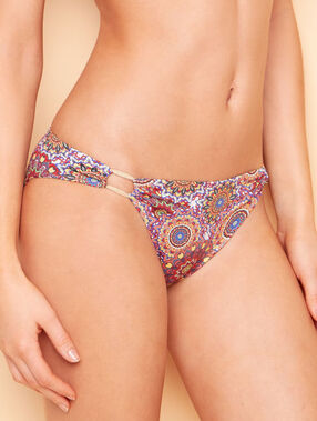 Braguita bikini estampado psicodélico c.orange.