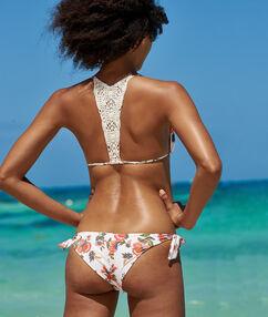 Braguita bikini brasileña multicolor.