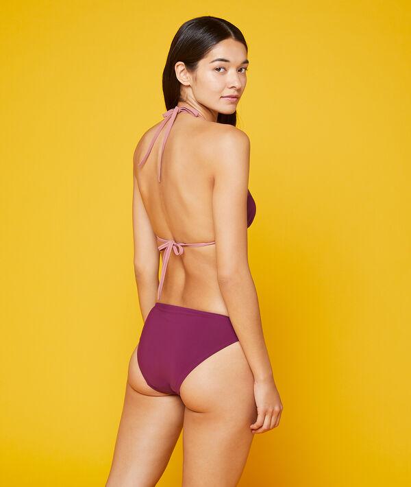 Braguita bikini bicolor