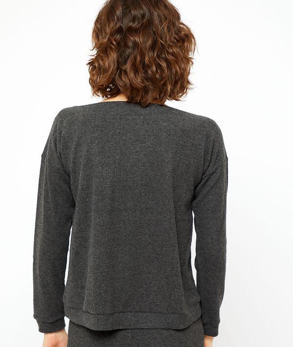 Camiseta loungewear;${refinementColor}