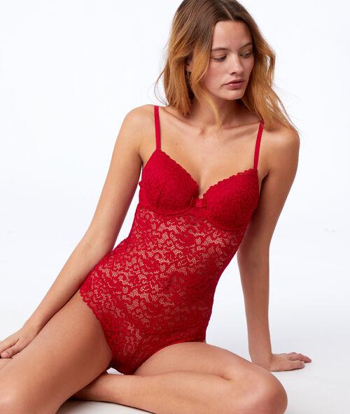Bodies lenceros mujer - Bodies sexy - Ropa interior femenina - Etam c622e2cf6613