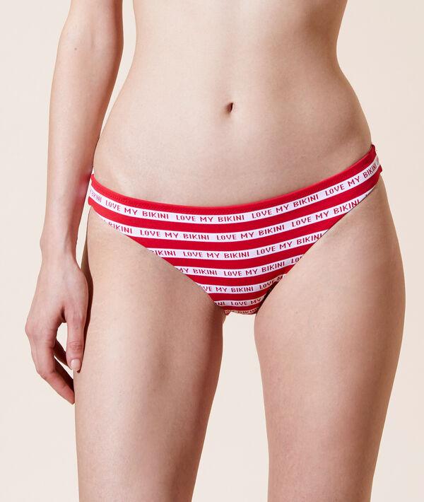 Braguita bikini 'Love my bikini';${refinementColor}