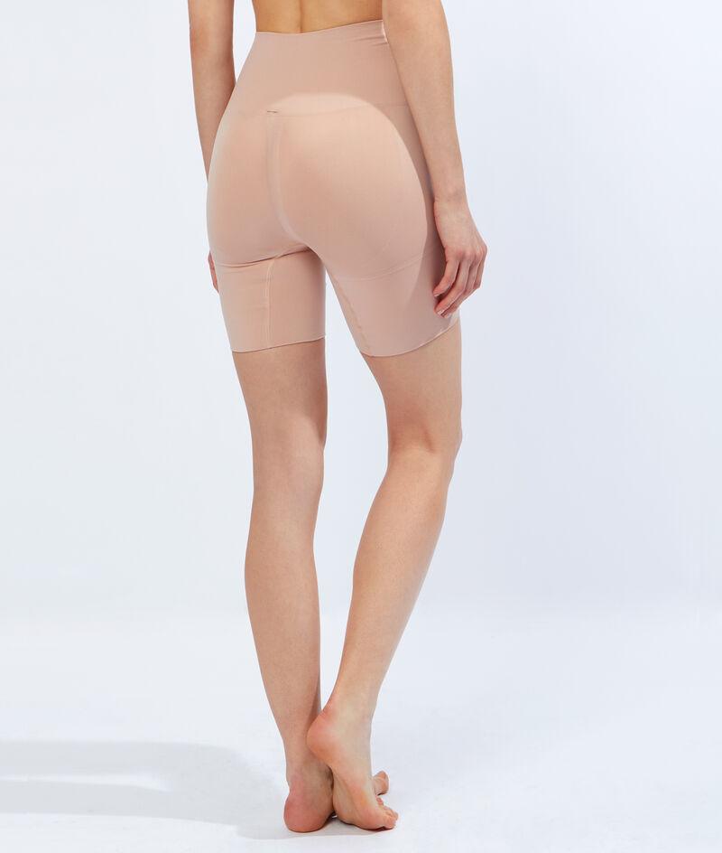 Culote triple acción: cadera, cintura y pantorrillas. Talle alto;${refinementColor}