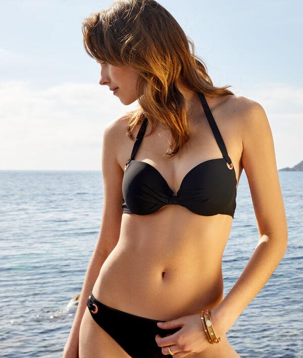 Sujetador bikini push up. Copa B-C;${refinementColor}
