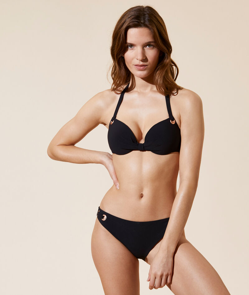 SUJETADOR BIKINI PUSH UP. COPA B-C