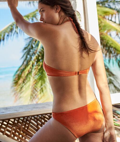 Braguita bikini terciopelo