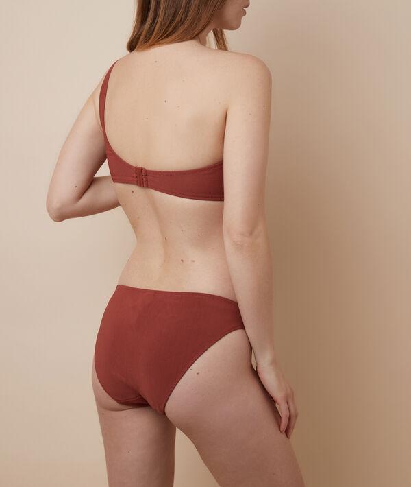 Sujetador bikini asimétrico, copas extraíbles;${refinementColor}