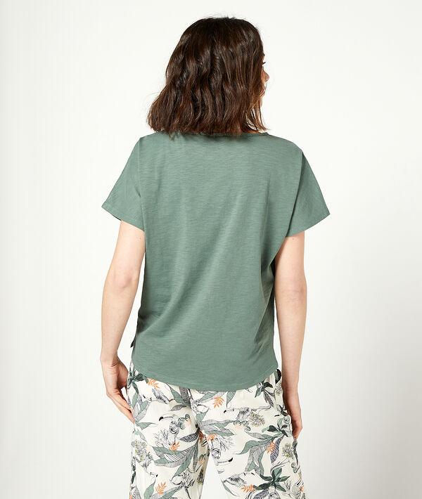 Camiseta 'Green';${refinementColor}