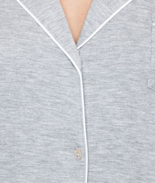 Camisón tipo camisa