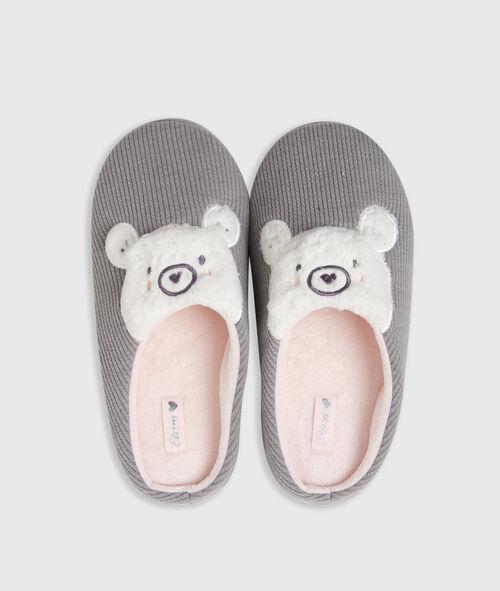 Zapatillas osos
