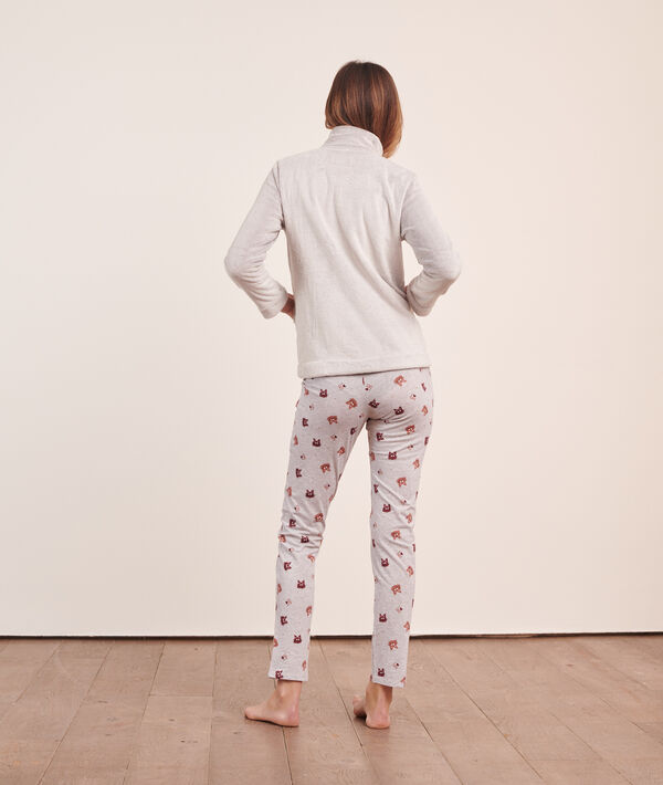 Pijama 3 piezas 'i love boys who love cats';${refinementColor}