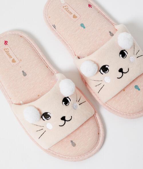 eca2def7 Zapatillas de casa · Calcetines de andar por casa de mujer - Etam