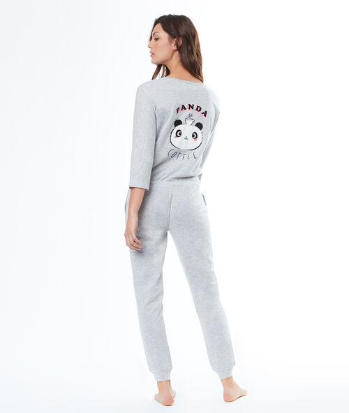 Mono largo panda
