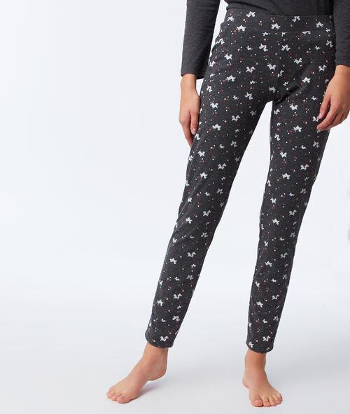 Pijama 3 piezas motivos navideños