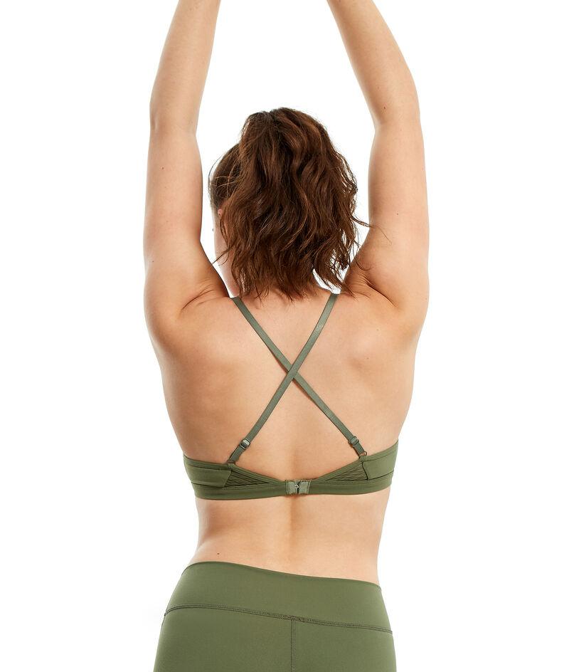 Top yoga, sujeción media;${refinementColor}