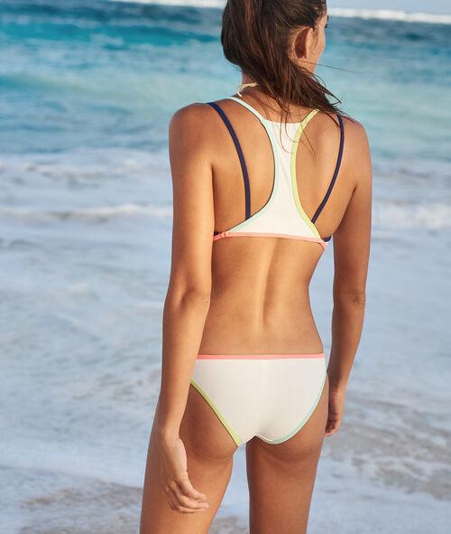 Braguita bikini inspiración deportiva
