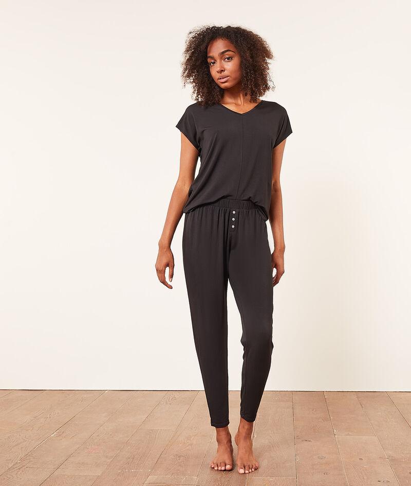 SPE ES - Pantalon de pyjama uni;${refinementColor}