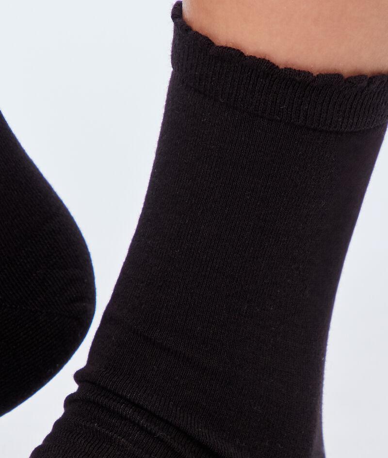 2 pares de calcetines;${refinementColor}