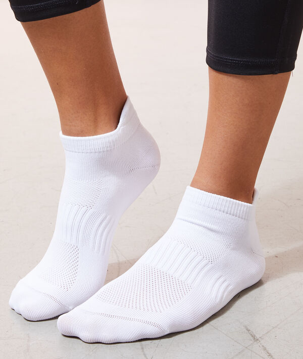 2 pares calcetines tobilleras;${refinementColor}