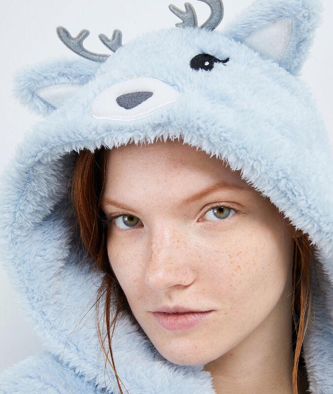 Combinaison renne bleu.