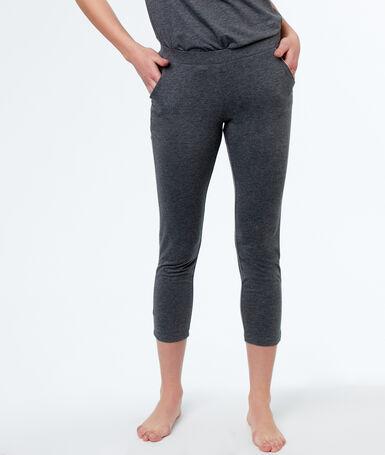 Pantalón tipo legging c.gris.