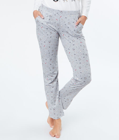 Pijama 3 piezas