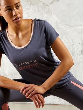 Camiseta de training c.ocre.