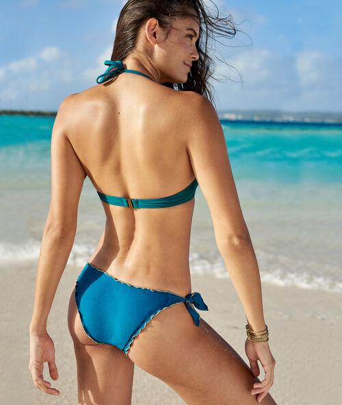Braguita bikini  lazos laterales