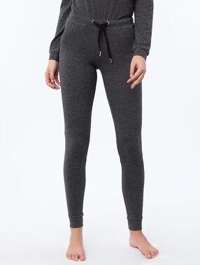 Pantalón tipo leggings c.gris.